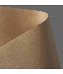 Papier wizytówkowy A4 - Kraft ciemnobeżowy