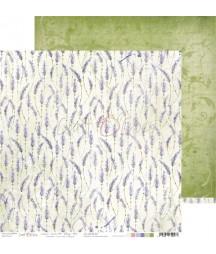 Papier do scrapbookingu Lavender Bliss 03 Craft O'Clock