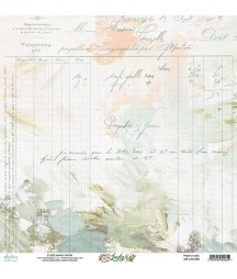 Papier do scrapbookingu 12x12, Lady 05 Mintay Papers