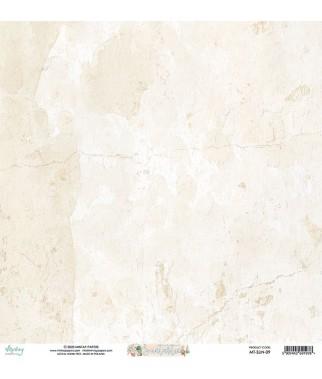 Papier do scrapbookingu Mintay Papers 12x12, Suntastic 09 tył
