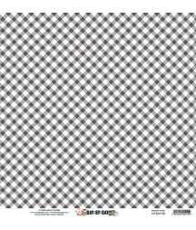 Papier do scrapbookingu Mintay Papers 12x12, Day by Day 05 tył