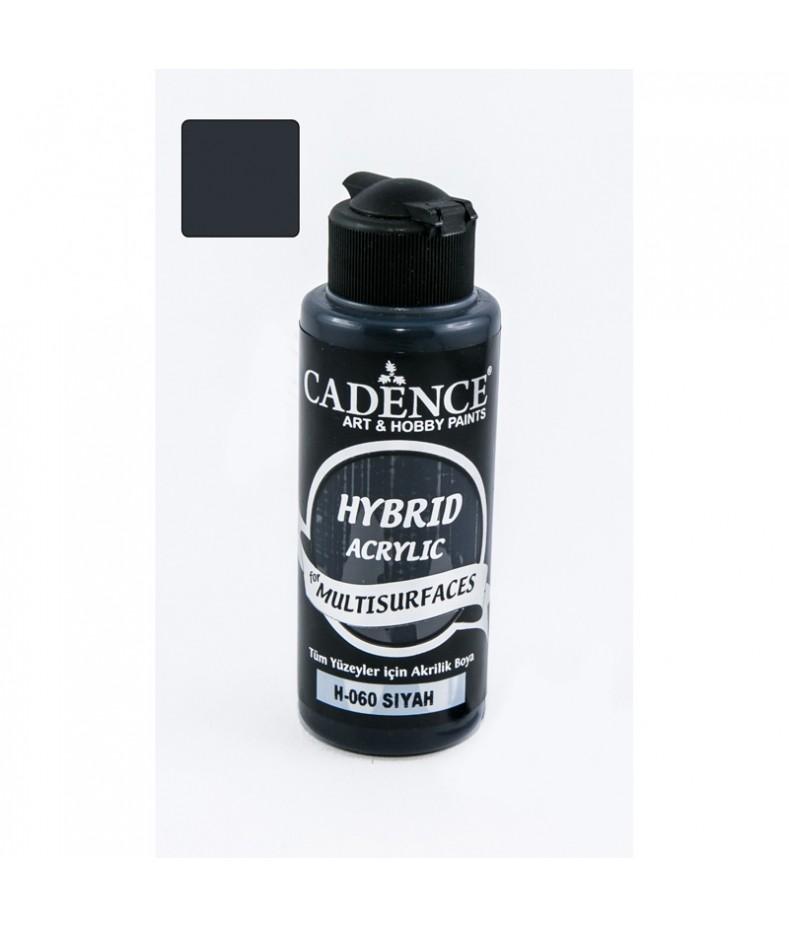 Farba hybrydowa Cadence, black - czarna