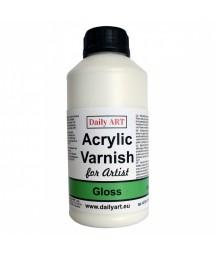 Lakier akrylowy błyszczący dla artystów - Daily Art - 500 ml