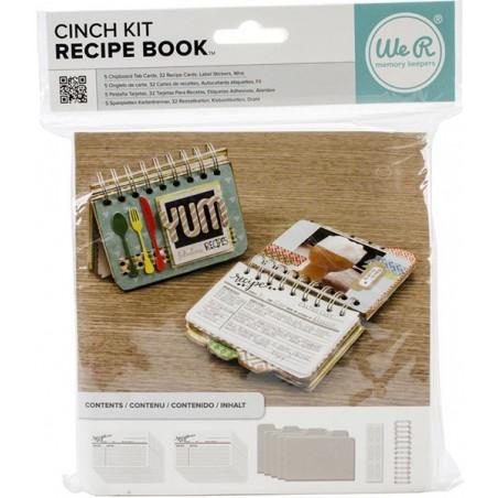 Zestaw do złożenia przepiśnika, Cinch Recipe Book Kit [WRMK]