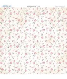 Papier do scrapbookingu 30x30 cm, Na jagody 06 - Galeria Papieru / Paper Heaven