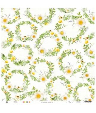 Papier do scrapbookingu P13, The Four Seasons Summer 03