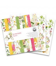 Bloczek 12x12 do scrapbookingu The Four Seasons - Summer - Piątek Trzynastego