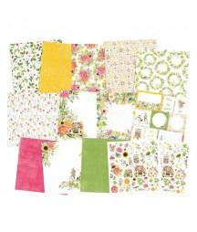 Zestaw papierów do scrapbookingu 30.5x30.5 cm, The Four Seasons - Summer P13