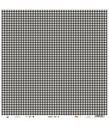 Papier do scrapbookingu 12x12, Around the table 06 P13