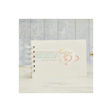 Baza albumowa 15x20 cm, zbindowana [S75]