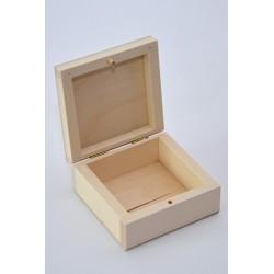 Pudełko drewniane 8,5 cm