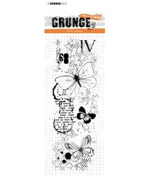 Stempel akrylowy Studio Light Grunge Collection STAMPSL406
