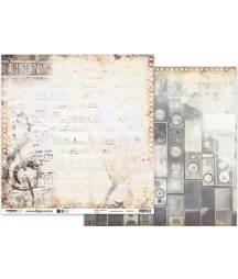 Papier do scrapbookingu Studio Light 12x12, Ultimate Scrap SCRAPUS33