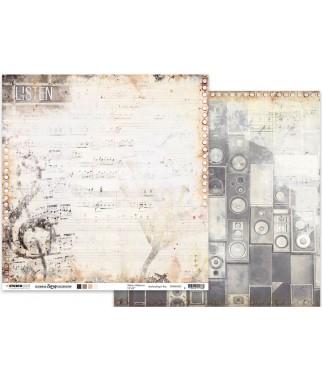 Papier do scrapbookingu Studio Light 12x12, Ultimate Scrap SCRAPUS33
