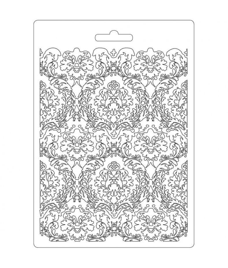 Forma do mas strukturalnych A5 Stamperia, Ornamenty damask