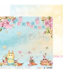Papier do scrapbookingu The Sweetsters 06 Craft O'Clock