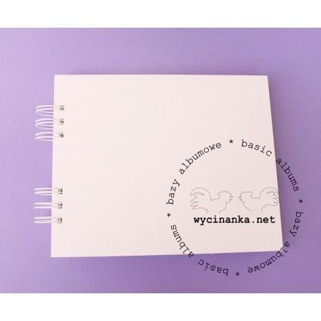 Baza albumowa 16,5x20,5 cm [Wycinanka]