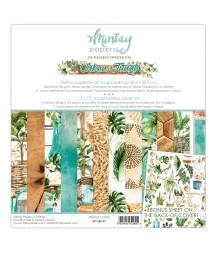 Zestaw papierów do scrapbookingu 30x30 Urban Jungle - Mintay Papers
