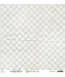 Papier do scrapbookingu 12x12, Homemade 03 Mintay Papers - PRZEDSPRZEDAŻ