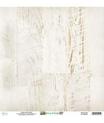Papier do scrapbookingu Mintay Papers 12x12, Merry & Bright 01 tył