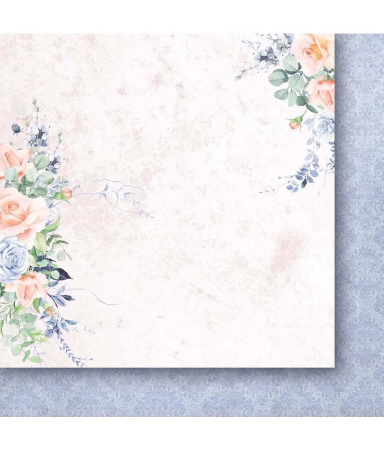 Noce i dnie 01 - papier do scrapbookingu od Galerii Papieru / Paper Heaven