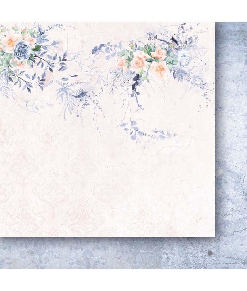 Noce i dnie 03 - papier do scrapbookingu od Galerii Papieru / Paper Heaven