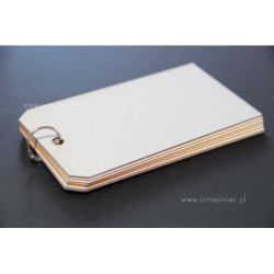 Tagbook 8x15,5 cm [Scrapiniec]
