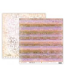 Papier do scrapbookingu UHK Gallery, Ginger Girl - Thoughts