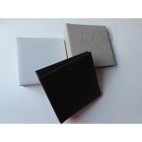 Baza albumowa 16.2x16.5, BAZYliszek- czarny, 6 karty [Eco Scrap]
