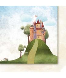 Za Siedmioma Górami 01 - papier do scrapbookingu od Galerii Papieru / Paper Heaven