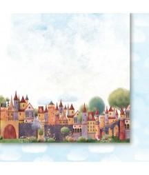 Za Siedmioma Górami 02 - papier do scrapbookingu od Galerii Papieru / Paper Heaven