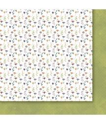 Za Siedmioma Górami 04 - papier do scrapbookingu od Galerii Papieru / Paper Heaven