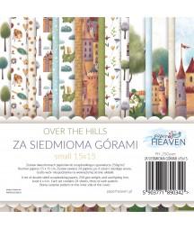 Zestaw papierów do scrapbookingu Za Siedmioma Górami - Paper Heaven