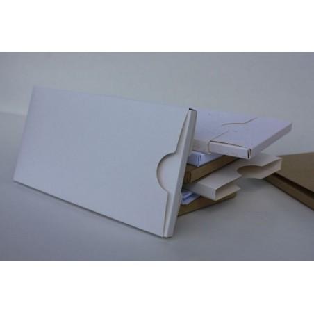 Baza do ozdabiania - Czekoladownik z etui biały [Eco Scrap]