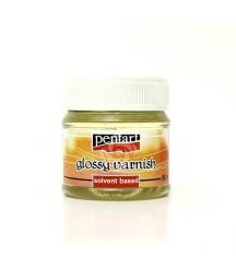 Lakier rozpuszczalnikowy błyszczący 50 ml, Pentart
