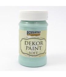 Farba kredowa Dekor Paint Chalky Pentart 29336, zielona patyna