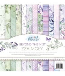 Zestaw papierów do scrapbookingu Zza mgły - Paper Heaven