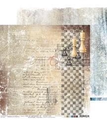 Papier do scrapbookingu Age of Gentleman 05 Craft O'Clock