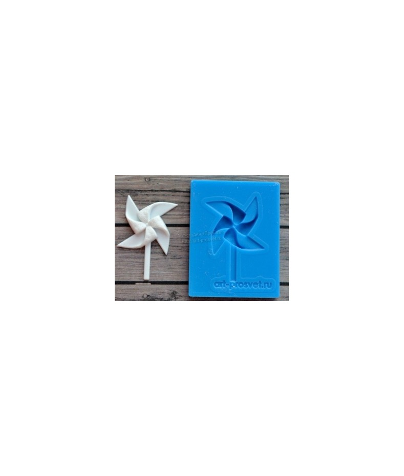 Forma silikonowa ProSvet, Dziecięcy wiatraczek