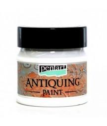 Farba antyczna Pentart 50 ml, biała