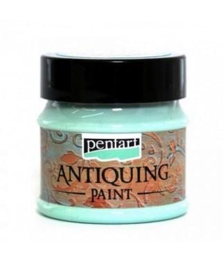 Farba antyczna Pentart 50 ml, niebieska patyna