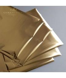 Folia metaliczna Termoton do termotransferów 15.5x15.5 cm, złota