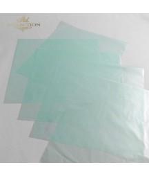 Folia perłowa do klejenia na zimno 15.5x15.5 cm, miętowa