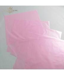 Folia perłowa do klejenia na zimno 15.5x15.5 cm, różowa