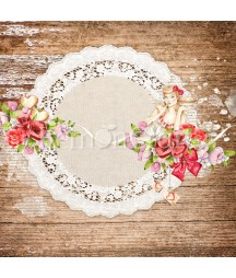 Zestaw papierów do scrapbookingu 30x30 cm, Delicious - Lemoncraft