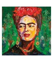 Serwetka do decoupage - Frida