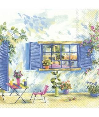 Serwetka do decoupage - Toskania