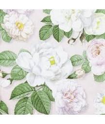 Serwetka do decoupage - róże