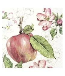 Serwetka do decoupage - jabłka