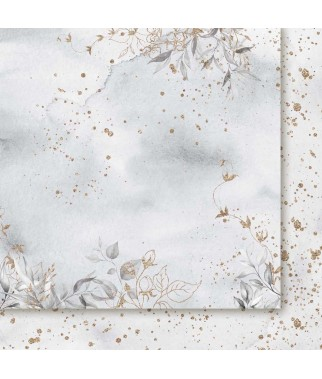 Pierścień i róża 05 - papier do scrapbookingu od Galerii Papieru / Paper Heaven